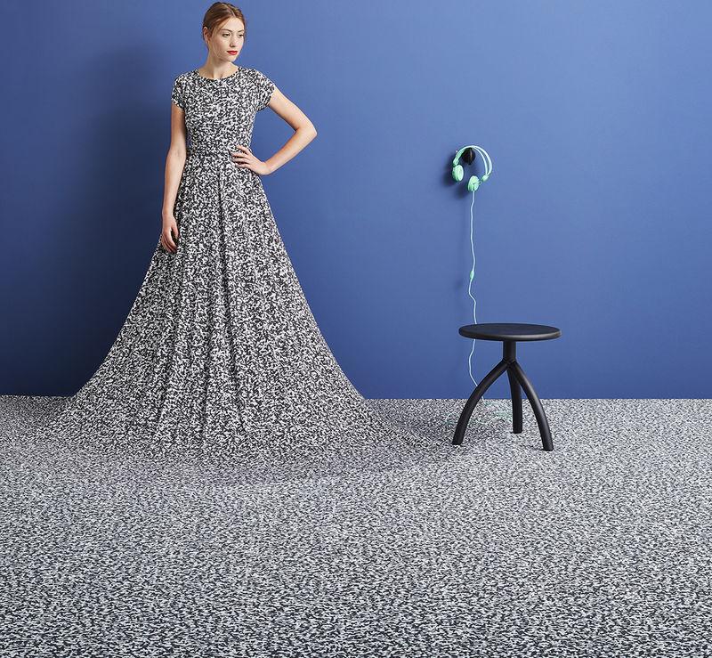 Soft Flooring Dresses