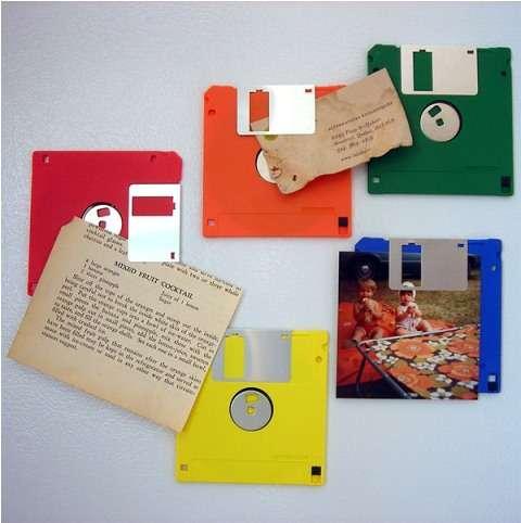 Data Disk Magnets