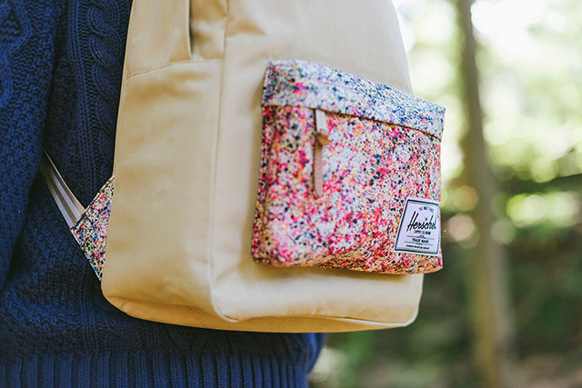 Charmingly Floral Backpacks