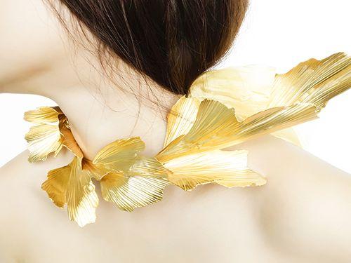 Painted Petal Jewelry