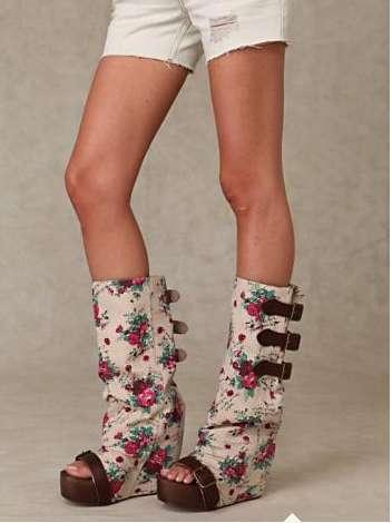 Boot/Clog Hybrids