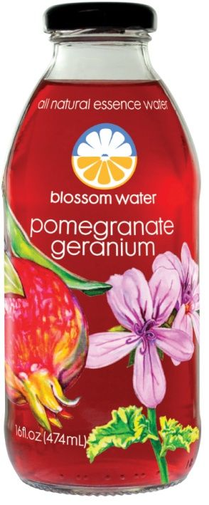 Floral Fruit Water