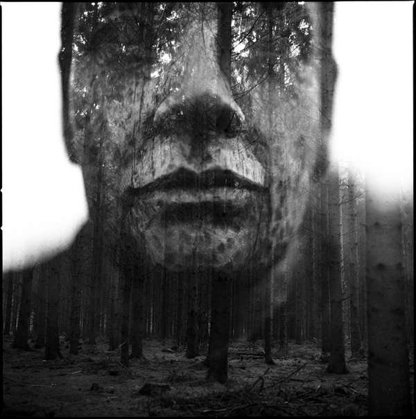 Monochromatic Double Exposures