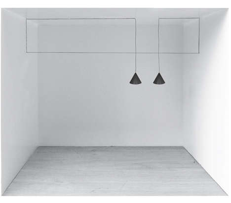 Rectilinear Lamp Arrangements