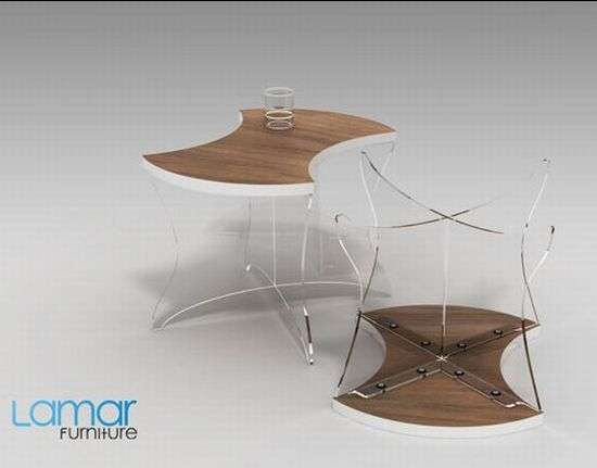 Puzzle Piece Table Puzzle Piece Furniture