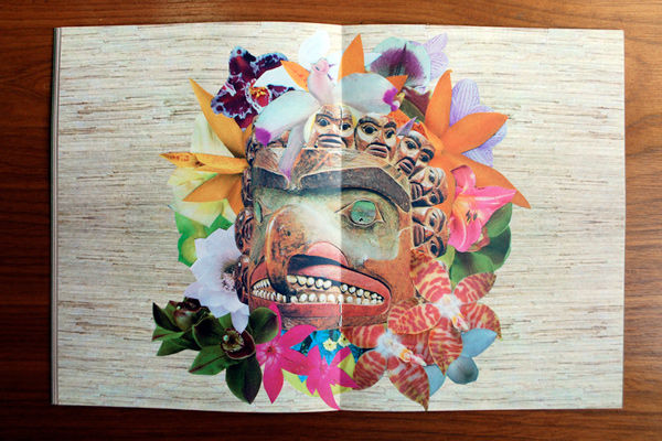 Psychedelic Surrealist Collages