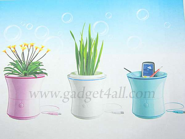 Air Purifying Vases