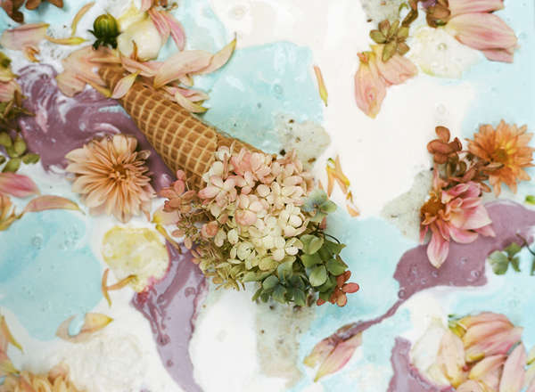 Blooming Confectionery Snapshots