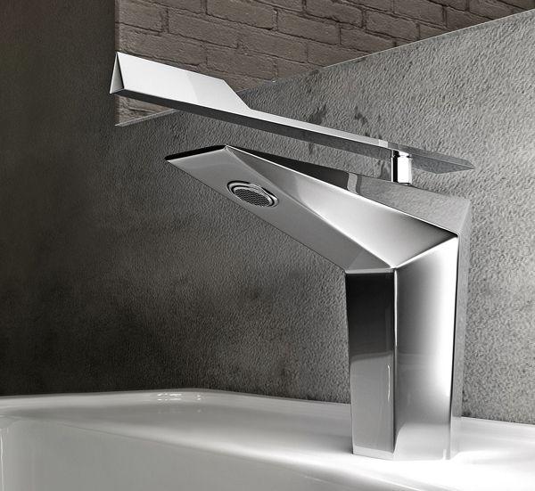 Futuristic Geometric Faucets