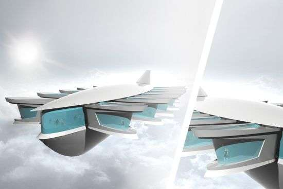 Flying Mobile Homes