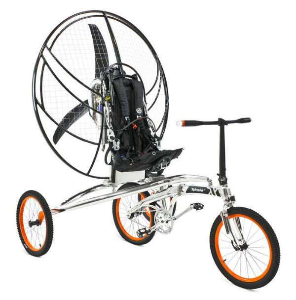Incredible Flying Bike Designs