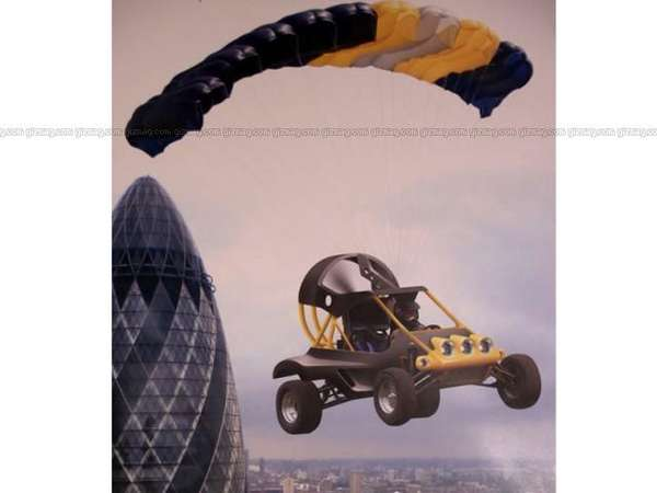 Carbon Neutral Flying Cars