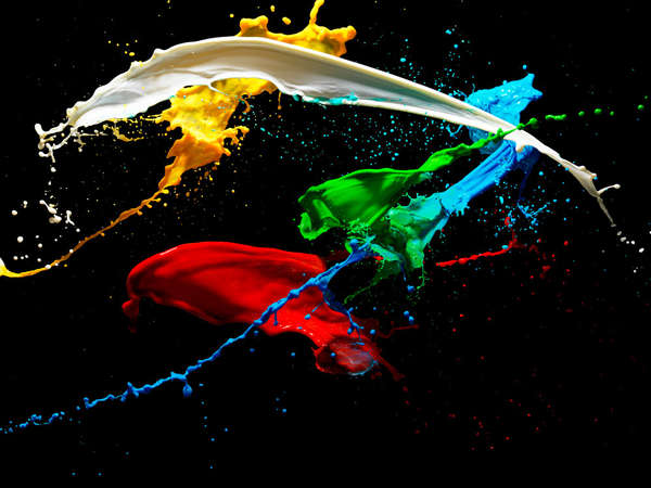 Soaring Paint Photography