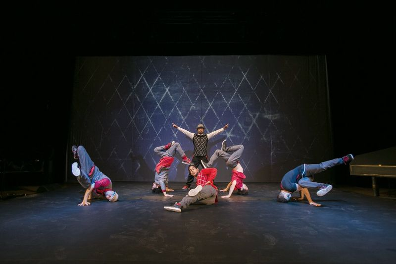 Classical Breakdance Performances