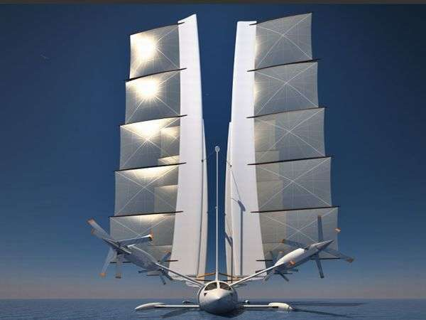 Flying Yatch