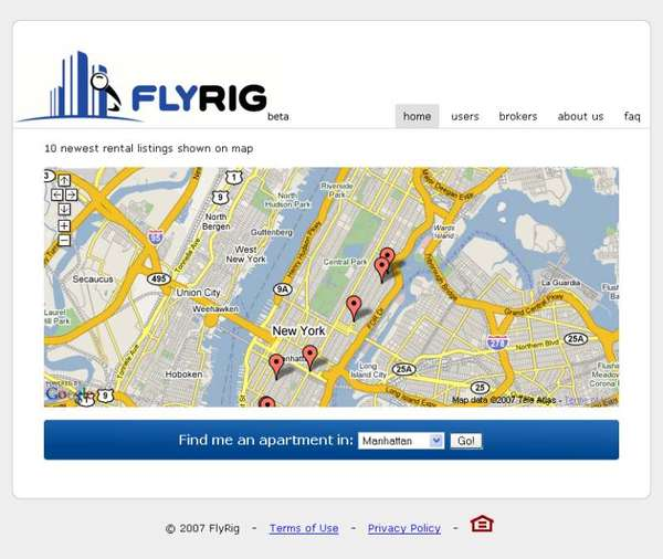 Craigs List Apartment: Non-Craigslist Classifieds For Apartments: FlyRig
