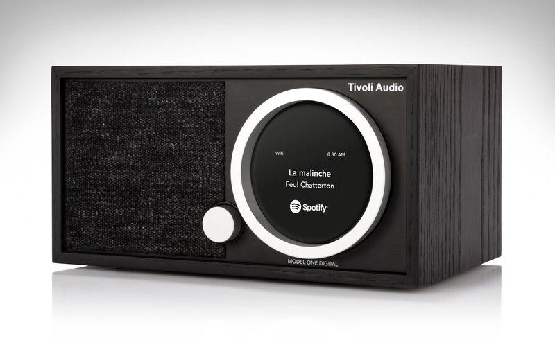 Modern WiFi Radio Speakers