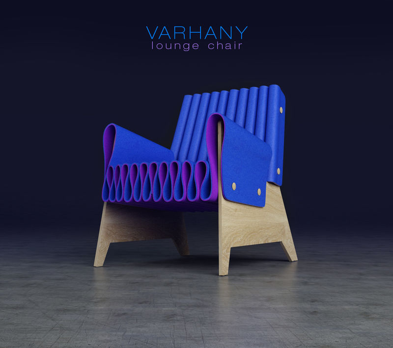 Foam Lounge Chairs