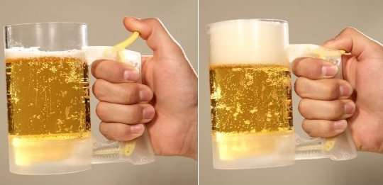 Tap-Mocking Beer Devices