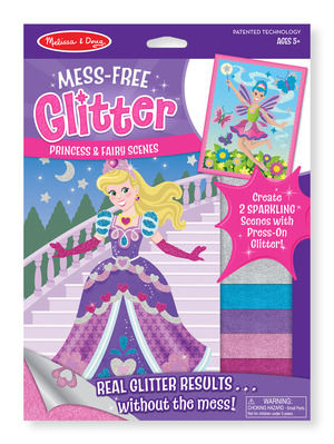Anti-Mess Glitter Toys