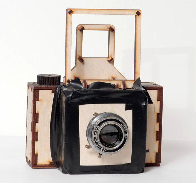 Sophisticated DIY Cameras
