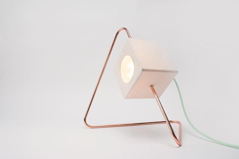 Modern Sculptural Lamps