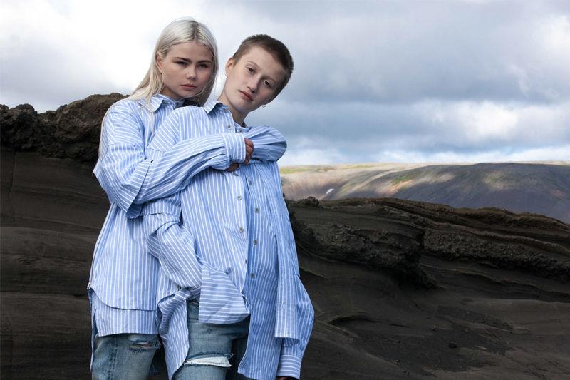 Icelandic Streetwear Editorials