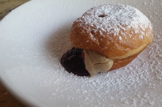 Luxurious Donut Concoctions
