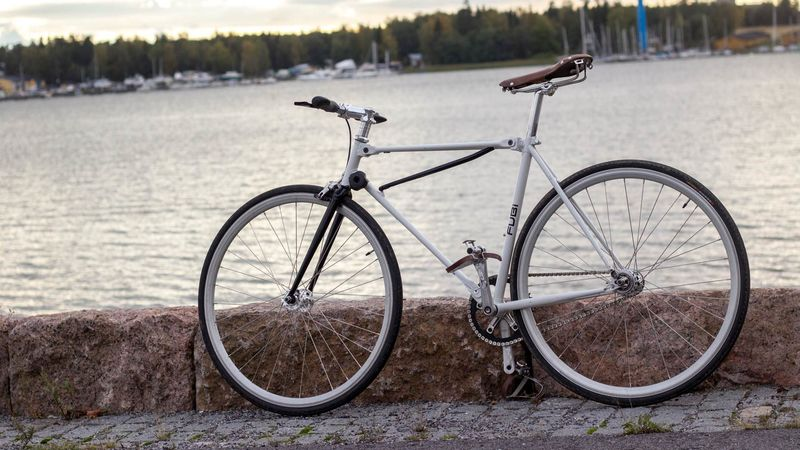 Deceptive Flatpack Bicycles