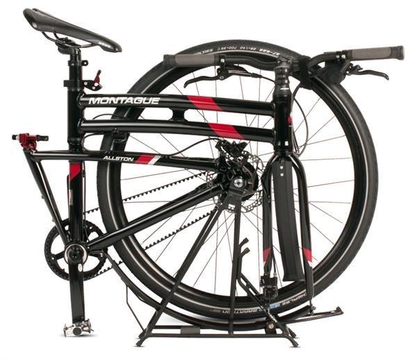 3D-Printed Folding Bikes