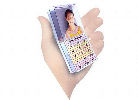 Foldable Multimedia Devices