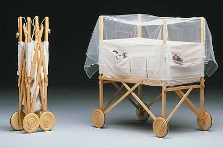 Foldable Crib
