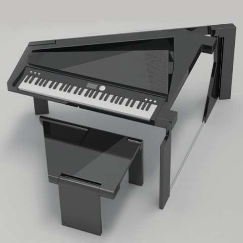 Flat-Pack Pianos