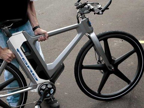Foldable E-Bike Concepts