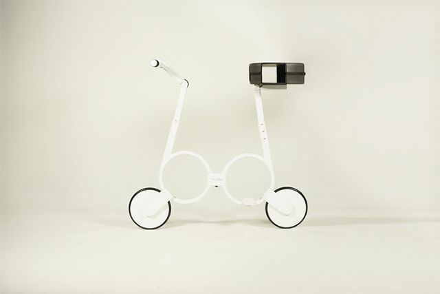Collapsible Electric Bikes