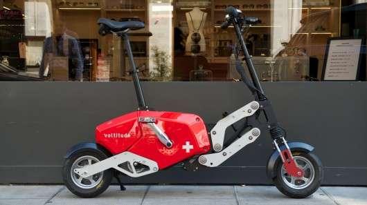 Tool-Inspired Eco Bikes