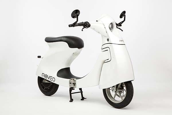Carbon Fiber Commuter Scooters