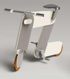 Foldable Kart Bike