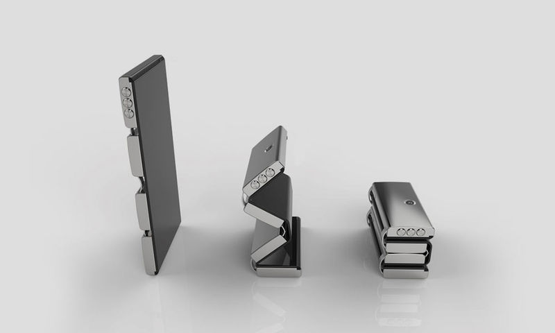 Foldable Phone Designs