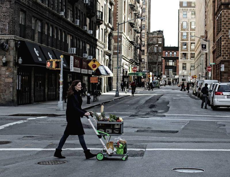 Urban Transportation Carts
