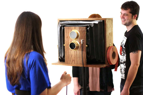 Modern Antique Photobooths