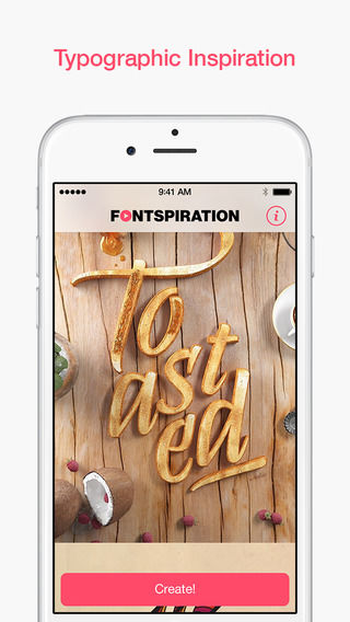 Inspirational Typographic Apps