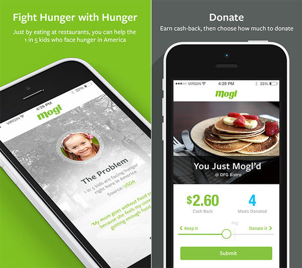 Food-Donating Apps