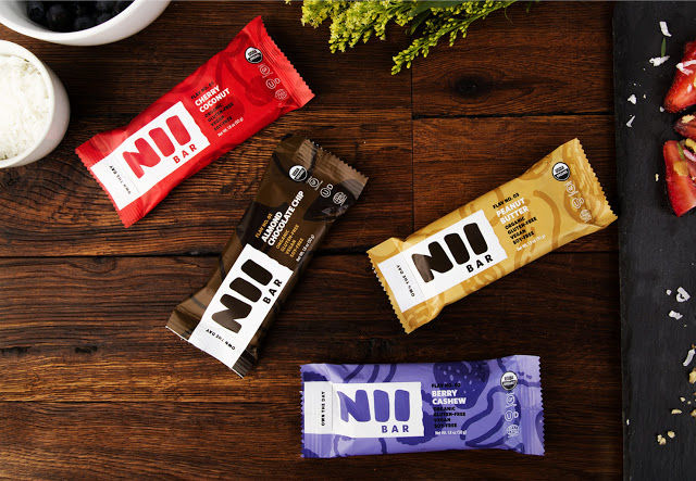 Ingredient-Focused Snack Packaging