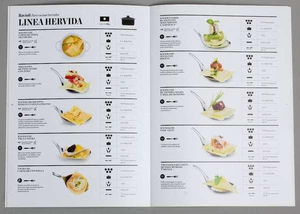 Bite-Sized Dish Catalogs : Food Catalog