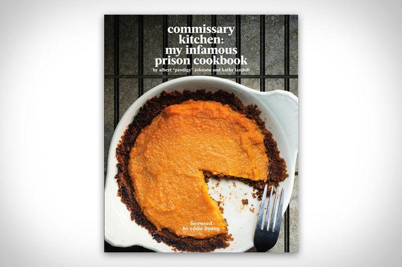 Prison Food Cookbooks