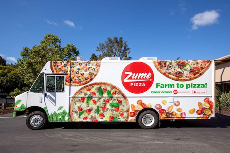 Mobile Pizzeria Delivery Trucks
