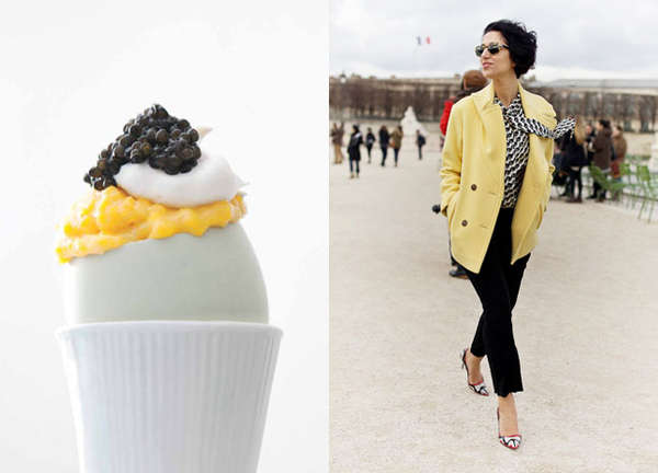 Food & Fashion Mash-Ups