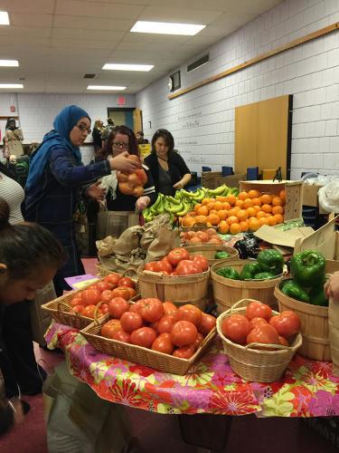 School-Based Grocery Programs