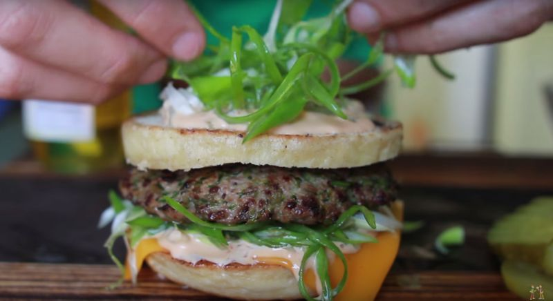 Fast Food Fusion Menus